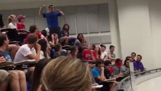Download Ohio State Bro Makes IMPOSSIBLE PAPER SHOT! | What's Trending Now Video