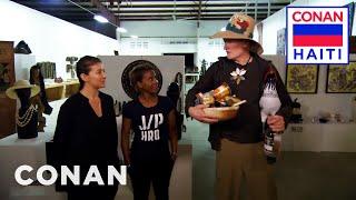 Download Conan Meets The Entrepreneurial Women Of D.O.T. & Prestige Beer - CONAN on TBS Video