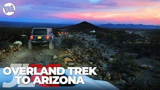 Download JLX : REUNION - 1st Annual Jeep JL Wrangler Nitto JL-Experience | PART 1 - Overlanding in the Mojave Video