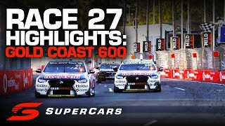 Download Highlights: Race 27 Gold Coast 600   Supercars Championship 2019 Video