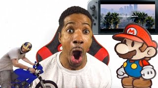 Download NINTENDO SWITCH GRAND THEFT MARIO!!!! Video