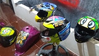 Download Airbrush Trick Helm Video