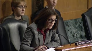 Download Cortez Masto Slams Mnuchin Over His Inability to Answer Basic Questions About National Debt Video