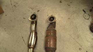 Download Turbo Swap 2012 JCW MINI Cooper N14 Engine Video