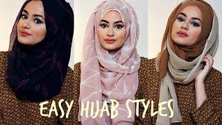 Download Hijab Tutorial For Easy Hijab Styles! | Hijab Hills Video