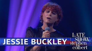 Download Jessie Buckley Performs 'Glasgow' Video