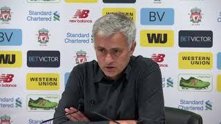 Download José Mourinho following Liverpool vs. Man United Video