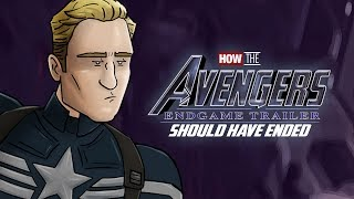 Download How The Avengers Endgame Trailer Should Have Ended Video