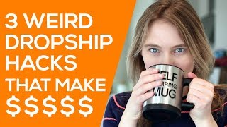 Download Weird Dropshipping HACKS that Make Money [Facebook Ad Tricks] Video