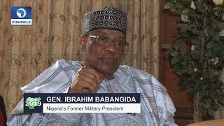 Download IBB Chats On Insurgency,Buhari,2019 Election & MKO Abiola Pt.1 |Roadmap 2019| Video