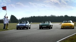Download British sports cars challenge | Top Gear | BBC Video