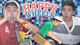 Download Game Time Gets Wrecked! | Happy Wheels Video