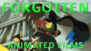 Download 10 Animated films the world has forgotten Video