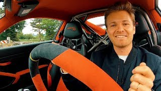 Download FLAT OUT IN MISSION E PORSCHE AND MY NEW GT2 RS (AS GOOD AS IT GETS?!)| NICO ROSBERG | eVLOG Video