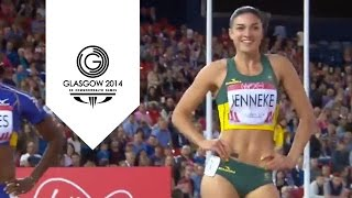 Download Michelle Jenneke performs her famous warm up dance | Unmissable Moments Video