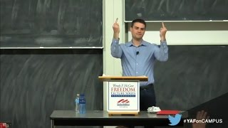 Download Ben Shapiro at University of Wisconsin–Madison (Featuring Special Snowflakes) Video
