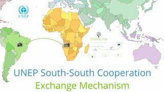 Download UNEP South-South Cooperation Exchange Mechanism Video