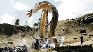 Download Final Fantasy 15: Grootslang Boss Fight (1080p 60fps) Video