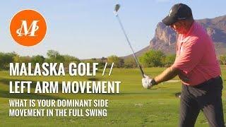 Malaska Golf - The Club is Behind You - The Club is Stuck