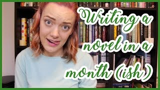 Download Writing a Novel in a Month (2016) Video