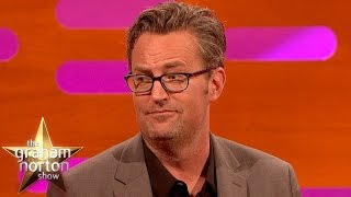 Download Matthew Perry Takes The Friends Apartment Quiz - The Graham Norton Show Video