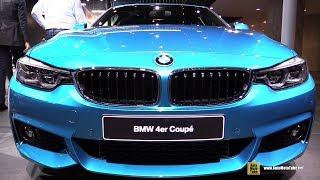 Download 2018 BMW 440i Coupe - Exterior and Interior Walkaround - 2017 Frankfurt Auto Show Video