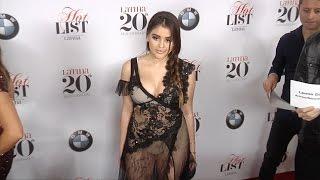 Download Lauren Giraldo Latina's 7th Annual ″Hollywood Hot List″ Red Carpet Video