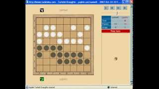 Download Turk damasında büyük oyun - 1 Turkish Draughts, Çapkin Video