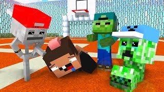Download Mob Kids Life 2 - Craftronix Minecraft Animation Video