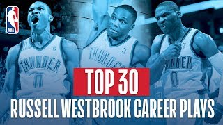 Download Russell Westbrook's Top 30 Plays of His NBA Career Video