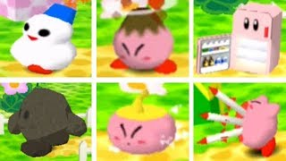Download Kirby 64: The Crystal Shards - All Copy Abilities Video