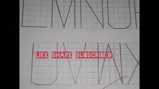 Download Engineering drawing lettering Video
