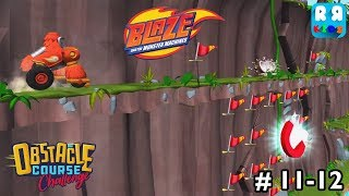 Download Blaze: Obstacle Course - The Amazing Blaze Gorilla Trek 11 - 12 Video