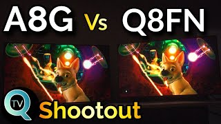 Download Sony A8G Vs Samsung Q8FN Movie Shootout!| S2•Ep•785 Video
