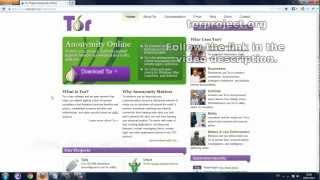 Download How To Use TOR And Access The 'Deep Web' Video
