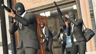 Download GTA5- No Cops Pacific Standard Heist w/ Glitch Video
