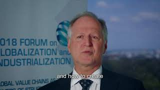 Download WTO's Robert Koopman at the 2018 Forum on Globalization and Industrialization Video