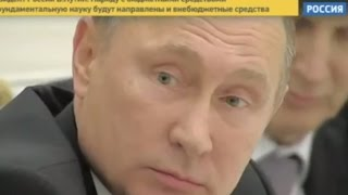 Download Putin Fires Corrupted Bureaucrats Like a BOSS: You are fired for moonlighting! Video
