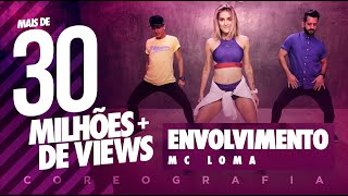 Download Envolvimento - MC Loma | FitDance TV (Coreografia) Dance Video Video