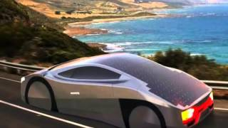 Download The World's First Solar-Powered Sports Car Could Drive Forever Video