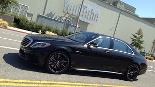 Download 2014 Mercedes Benz S63 AMG- First Drive & Shakedown in Malibu Video