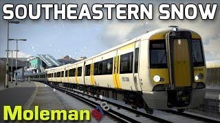 Download Train Simulator 2016 | Southeastern Snow | Class 375 Electrostar Video