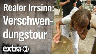 Download Realer Irrsinn: Steuerverschwendungstour in Köln   extra 3   NDR Video