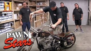Download Pawn Stars: Harley Heaven | History Video