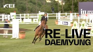 Download RE-LIVE | Hite Jinro Speed Competition (135cm) | Daemyung Horse Show 2018 CSI3* | Hongcheon (Korea) Video