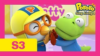 Download [NEW] Pororo Singalong show S3 | #4 Porong Exercise | Nursery Rhymes | Kids Pop Video
