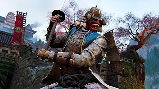 Download For Honor - War of the Factions Trailer @ 1080p HD ✔ Video