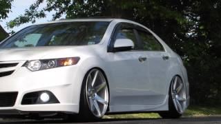 Download Honda Accord Euro R Vossen-Cv7 Video