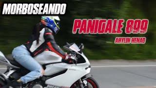 Download MORBOSEANDO PANIGALE 899 CON @AHYLINHENAO73 Video