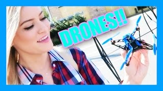 Download Flying A Drone! | iJustine Video